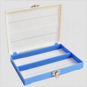 Boîte de Stockage pour Microscope Slide 100 Pièces
