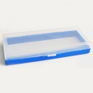 Boîte de Stockage pour Microscope Slide 50 Pièces