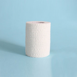Bandage adhésif élastique à déchirer