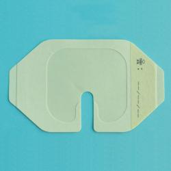 Pansement IV transparent