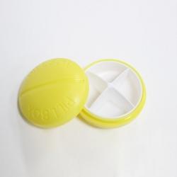 Pilulier à 4 Compartiments
