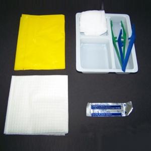 Kit B d'enlèvement de suture