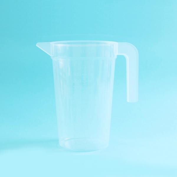 Tasse à mesure de l'hôpital en plastique 1400ml