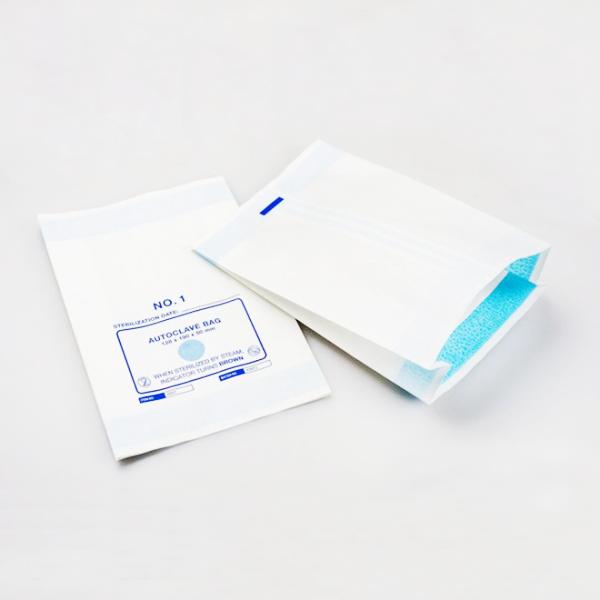 Sac de Papier à Goussets de Sterilization