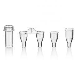 Tasses à échantillons allemand TECO